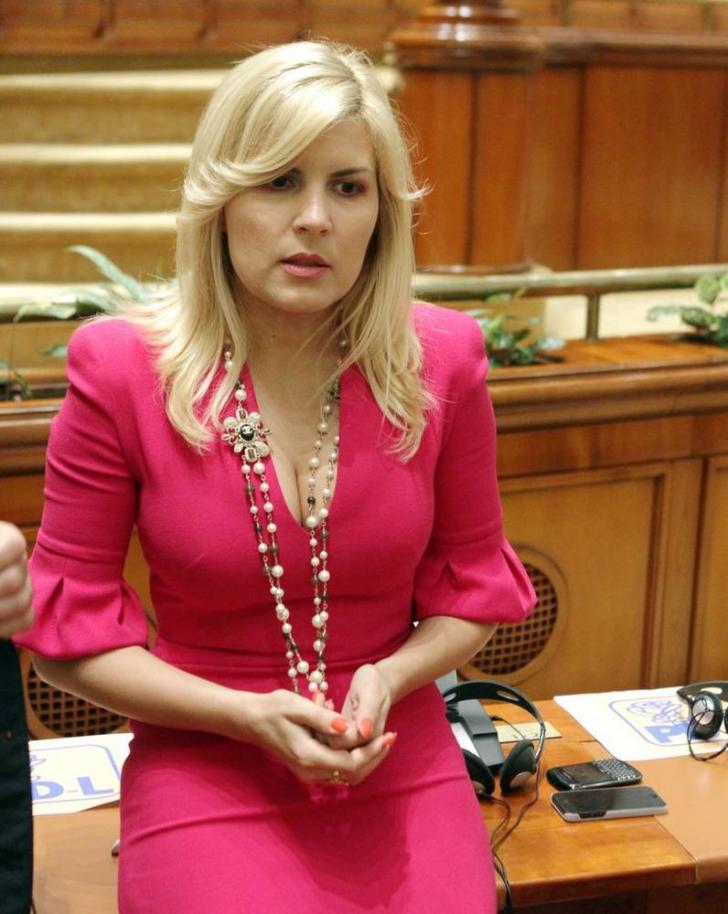 Prima reacţie a Elenei Udrea, după ce Traian Băsescu a anunţat că se va înscrie în PMP