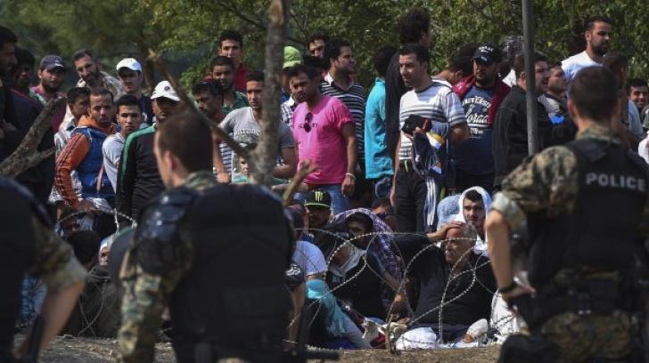 Miniștrii europeni de interne se reunesc într-un consiliu extraordinar privind criza imigranților