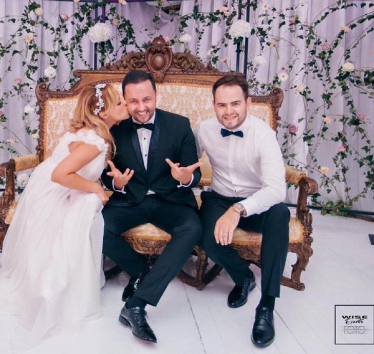 Căsătorie surpriză în showbiz-ul românesc. Cătălin Măruţă a făcut anunţul