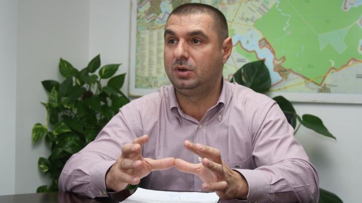 Primarul din Pantelimon, Marian Ivan
