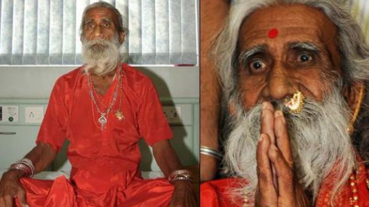 Acest bărbat nu a consumat niciun fel de hrană în 75 de ani. Fapt confirmat medical