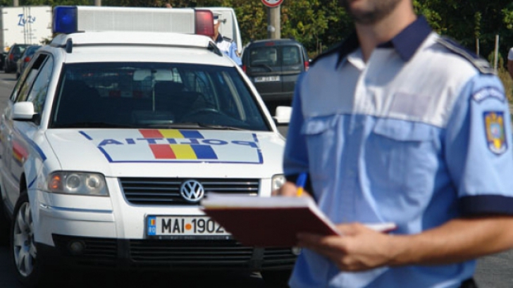 Șoferul care a accidentat cu maşina un poliţist, pe plaja din Mamaia, arestat preventiv