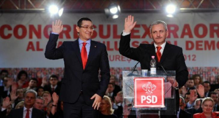 """Analiza scenei politice: Dragnea acţionează """"din manual"""" şi Victor Ponta, premierul UNPR-ului"""