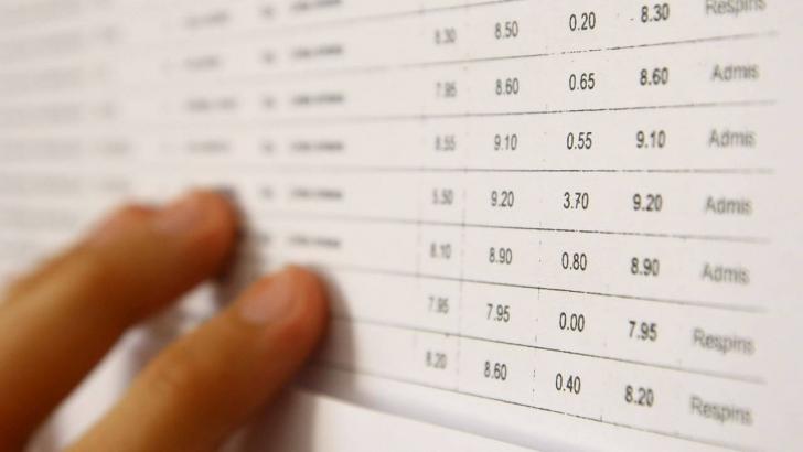 Rezultate Bac 2015 sesiunea de toamnă județul ARAD. Notele de pe edu.ro!