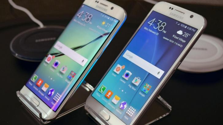 Samsung GALAXY S6 edge+, disponibil la precomandă. Vezi cât costă!