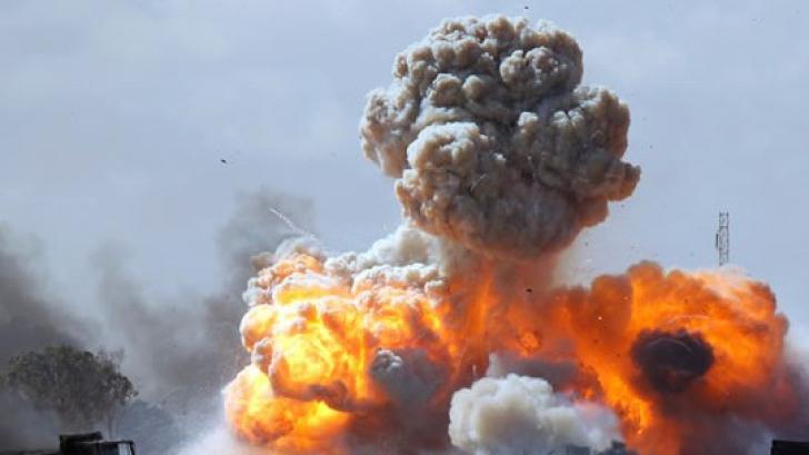 Militanții Statului Islamic, atacați: SUA au efectuat noi zeci de lovituri aeriene în Siria și Irak