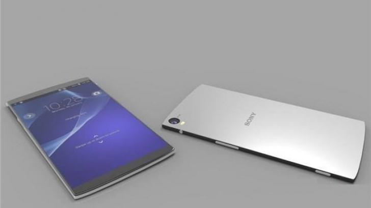 Cel mai spectaculos telefon din istoria Sony, deconspirat!
