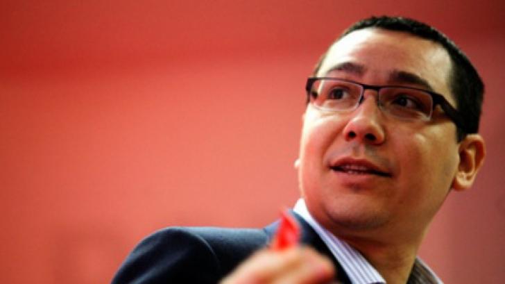 Iohannis, somat de protestatari să-l demită pe Ponta. Premierul i-a fentat pe manifestanți