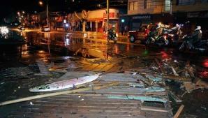 Cutremur devastator în Chile. Seismul a avut 8.3 grade pe scara Richter