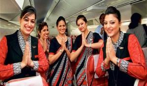 Stewardese Air India