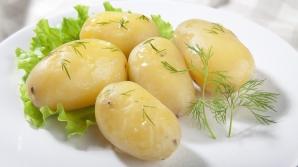 Dieta rapidă cu cartofi fierţi. Cum să slăbeşti 5 kg în patru zile