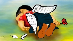 Mărturia sfâşietoare a bărbatului care l-a găsit pe băieţelul sirian înecat