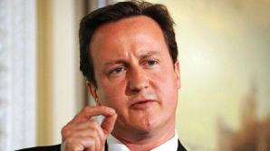 Premierul britanic: Rușii înrăutățesc lucrurile și-l ajută pe președintele sirian