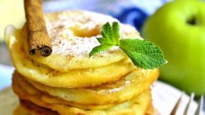 Cum să faci inele de mere cu scorțișoară. Un desert sănătos!