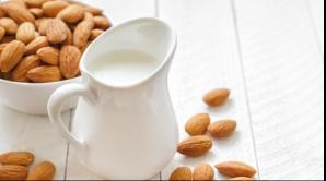 Nimeni nu ştia acest lucru despre laptele de migdale. Iată ce efect are asupra organismului