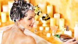 Cum să te speli pe cap ca să ai un păr perfect