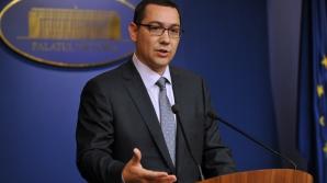 Victor Ponta, înainte de moţiune: Eu am încercat să-mi fac munca de prim-ministru cât mai bine