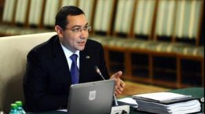 Un pas mic pentru România, mare pentru Ponta