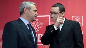 Dragnea: M-am întâlnit cu Victor Ponta de ziua lui. Am discutat despre CEx, unde va veni