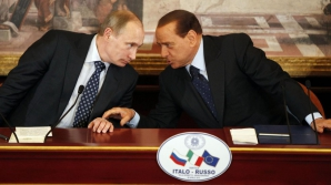 """Declaraţia şocantă a lui Berlusconi despre Putin: """"Trebuie să vedeţi dragostea şi recunoştinţa..."""""""