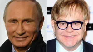 Kremlinul a negat că preşedintele Putin a vorbit la telefon cu Elton John despre drepturile gay