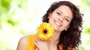 Semnificaţiile numelor de floare, la femei