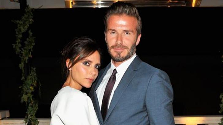 """Familia Beckham şi-a prezentat pe Instagram cel mai nou membru al familiei. """"El este Olive"""""""