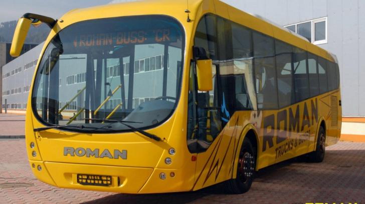 Autobuzul Roman