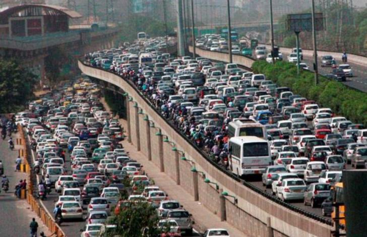 Ce se întâmplă când un oraș cu 24 de milioane de locuitori încearcă un sistem inteligent de trafic