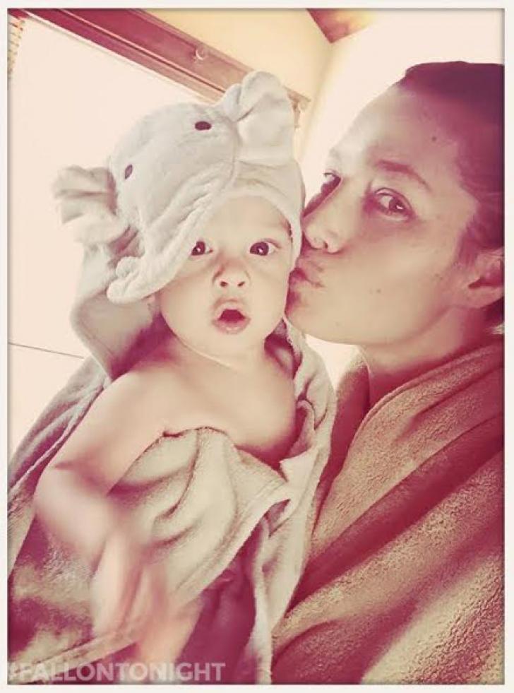 Fiul lui Justin Timberlake şi al Jessicăi Biel este adorabil!