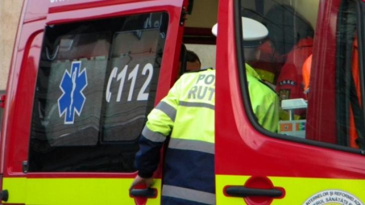 Accident cu cinci răniți, provocat de un șofer beat. Ce alcoolemie avea