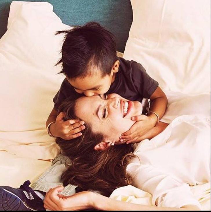 Angelina Jolie, mărturisire emoţionantă despre fiul său adoptat. Mesajul, cutremurător