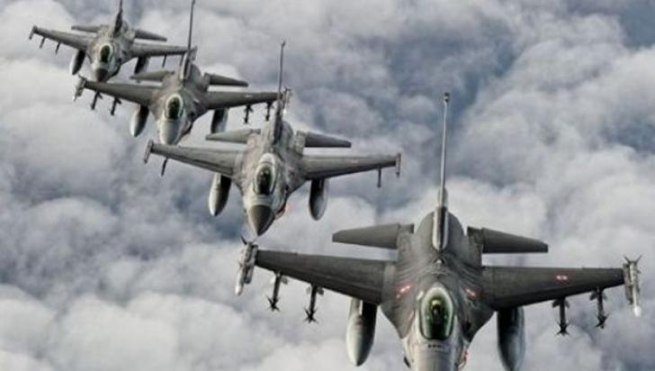 Rusia cere SUA să-şi retragă imediat avioanele de război din spaţiul aerian sirian