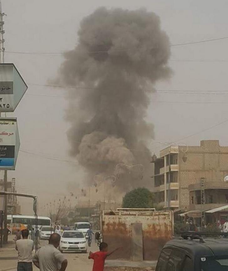 Atac cu bombă în estul Siriei: 20 de persoane au murit