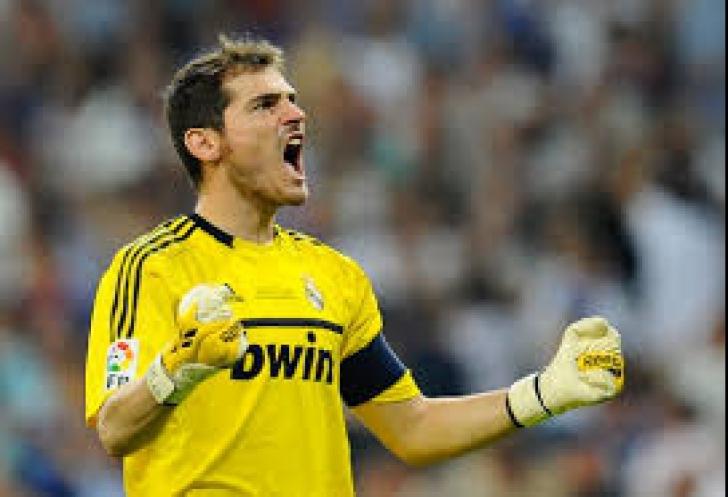 Casillas a stabilit un nou record! 152 de meciuri în Liga Campionilor!