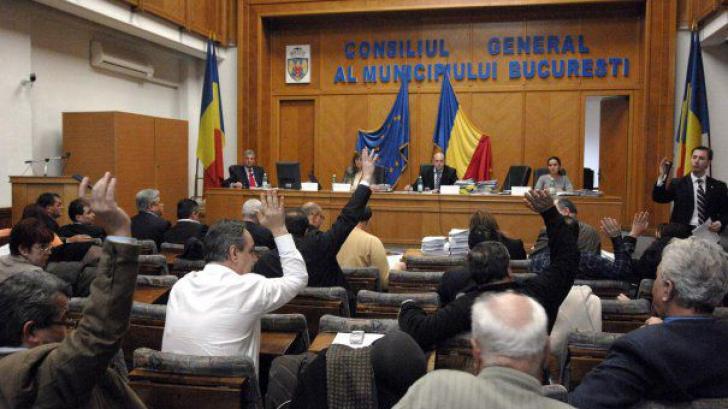 CGMB a aprobat alocarea a 524.000 de lei din Fondul de rezervă pentru plata unor salarii