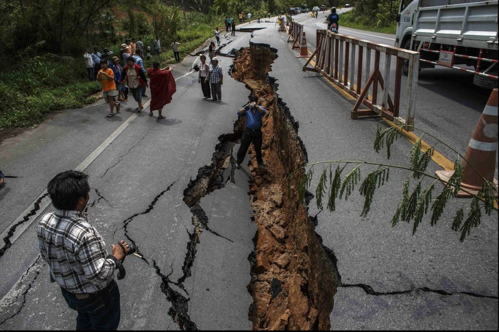 Cutremur cu o magnitudine de 4,8 grade, în estul Indiei