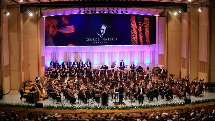 """Festivalul """"George Enescu"""". Agenda zilei, marţi, 15 septembrie"""