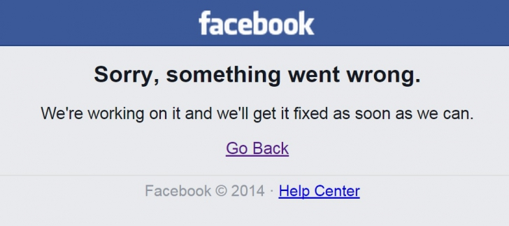 Probleme cu Facebook-ul. Rețeaua socială nu mai poate fi accesată