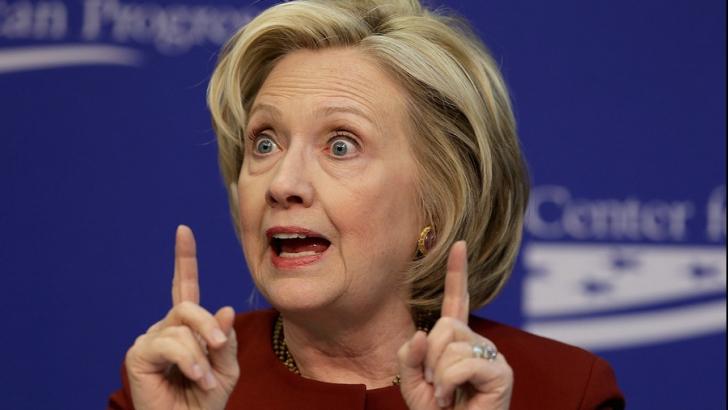 ALEGERI SUA. Sondaj: Clinton este favorita detașată a democraților, cu 42% din voturi