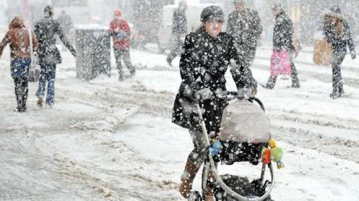 Prognoza meteo până la CRĂCIUN. Când va veni iarna cu adevărat şi cât de frig va fi