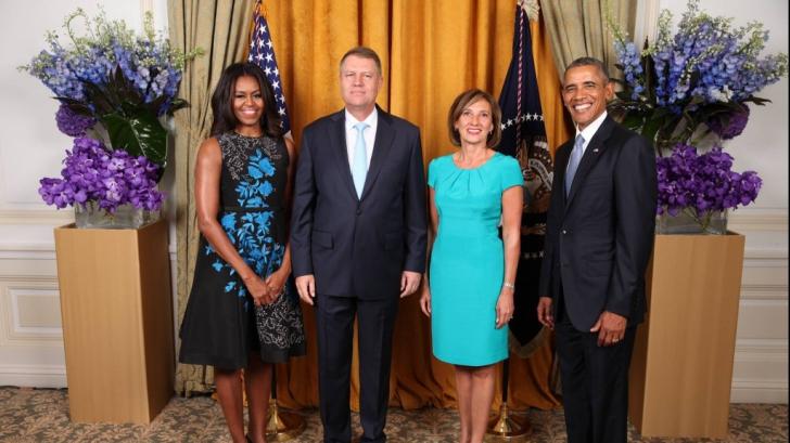 Klaus Iohannis se întoarce în ţară, după vizita în SUA. Ce i-a propus lui Obama