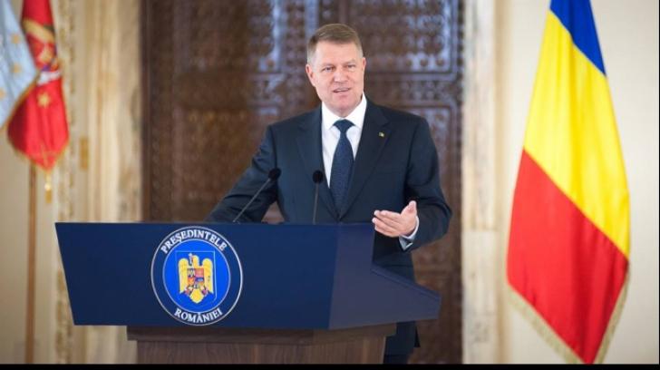 Sondaj cumplit pentru Klaus Iohannis. Preşedintele scade în încrederea românilor