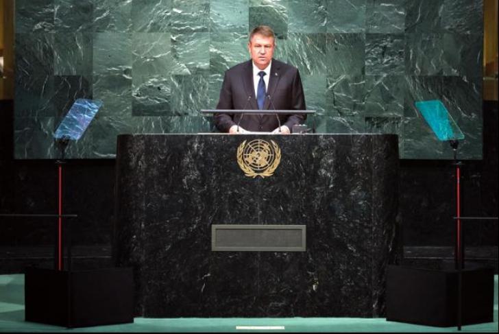 Klaus Iohannis, despre înfiinţarea unei Curţi Internaţionale pentru Crimele Terorismului