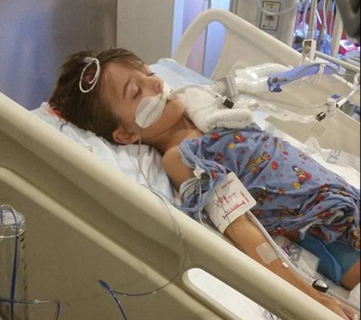 Bilețelul emoționant găsit de o mamă îndurerată, după ce fiul ei de 6 ani a murit în spital