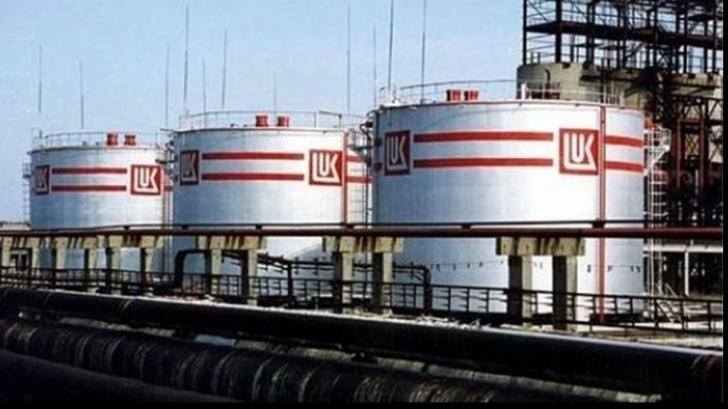 Tribunalul Prahova a redus sechestrul pus pe conturile Lukoil cu 800 de milioane de euro