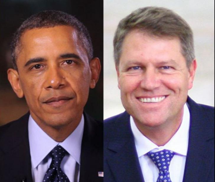 "Klaus Iohannis: ""L-am invitat pe Barack Obama în România"""