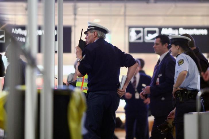 Alertă cu bombă în gara din Munchen, înainte de sosirea unui tren cu refugiați