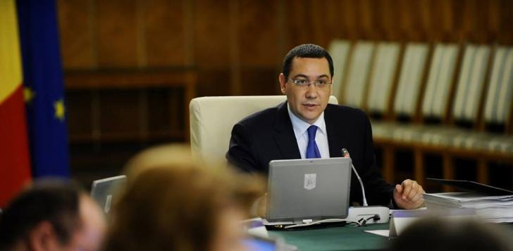 Ponta: Pe Blaga l-a luat gura pe dinainte şi a spus de ce vrea la guvernare. Care este scopul
