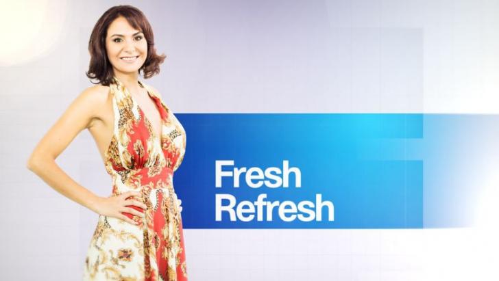 FRESH REFRESH!